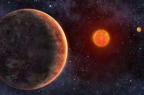 астрономы открыли самый большой и самый тяжелый объект ранней вселенной